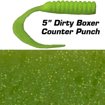"""5"""" Dirty Boxer  Counter Punch"""
